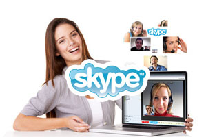 Russian lessons with skype